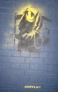 Artist: Banksy London 2005