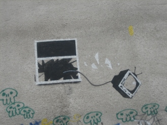 Artist: Banksy London 2006