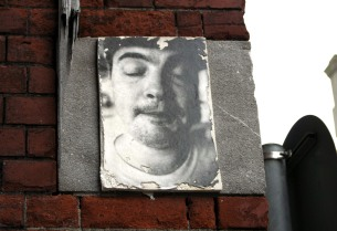 Artist: JR(?) Dublin 2009