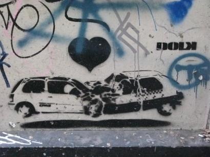 Artist: Dolk Amsterdam 2009