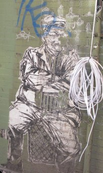 Artist: Swoon NYC 2009
