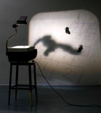 Iron, Chalk, Overhead Projector 2012